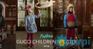 Gucci — kiçiklər üçün böyük üslublu yeni kolleksiya