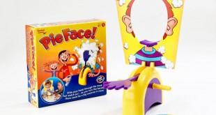 Pie Face Oyunu