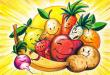 Meyvələrin söhbəti
